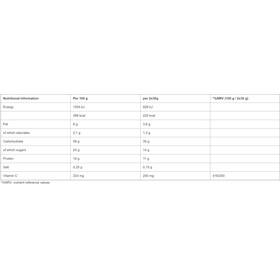 Enervit Sport Performance Bar Box 28x30+30g Lemon Cream